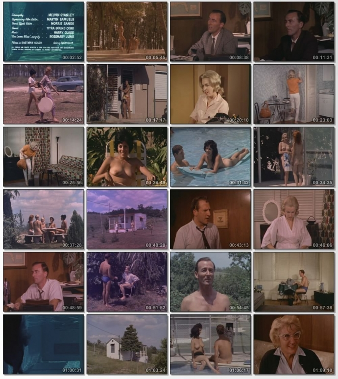 Diary Of A Nudist (1961/DVDRip)