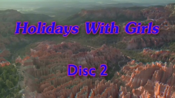 Holidays With Girls disc 2