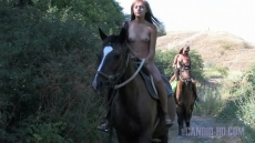 Country horse ride (candid-hd)